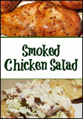 Smoked Chicken Blogger's Pit Stop #232