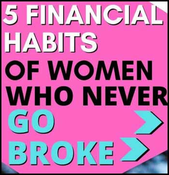 Financial habits Blogger's Pit Stop #232