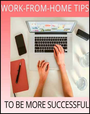 Work from home tips Blogger's Pit Stop #238