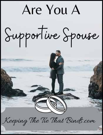 Supportive spouse Blogger's Pit Stop #246