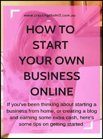 Start online business Blogger's Pit Stop #248
