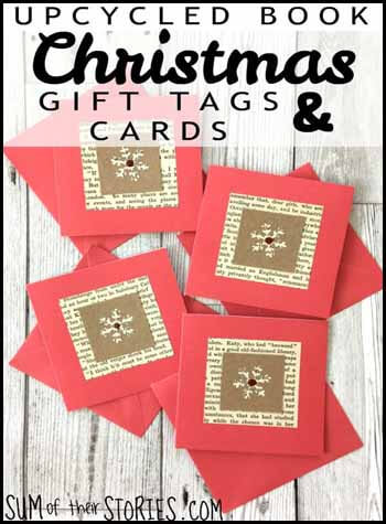 DIY Gift tags Blogger's Pit Stop #248