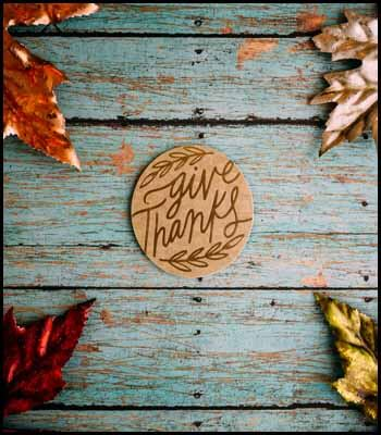 Give thanks always #Blogger's Pit Stop #249