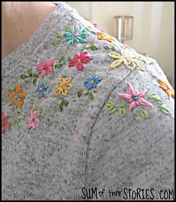Embroider Blogger's Pit Stop #254