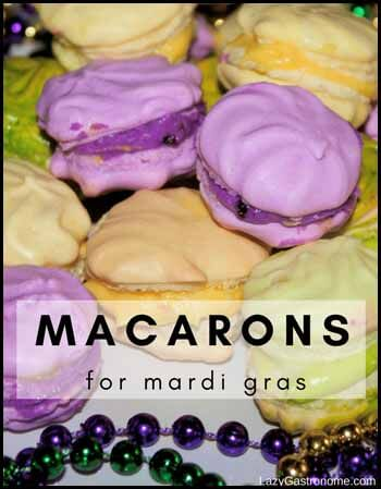 Macarons Blogger's Pit Stop #255