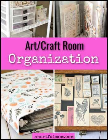 Craft room Blogger's Pit Stop #257