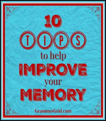 Improve memory Blogger's Pit Stop #263